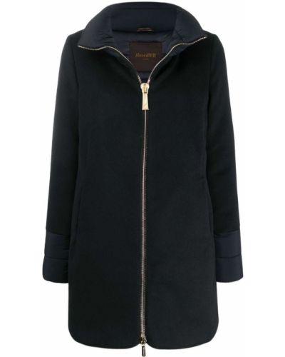 Пальто с капюшоном Moorer