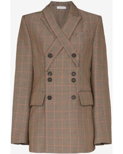 Удлиненный пиджак с карманами Delada