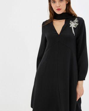 Черное вечернее платье Beatrice.b