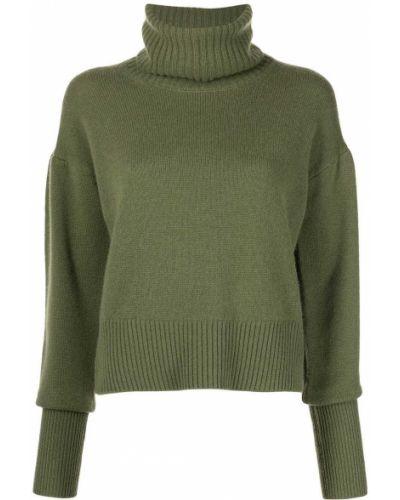 Джемпер с короткими рукавами - зеленый Altuzarra