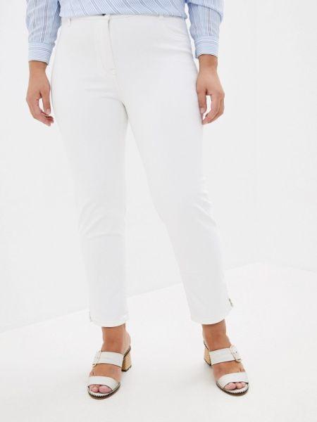 Белые джинсы Intikoma