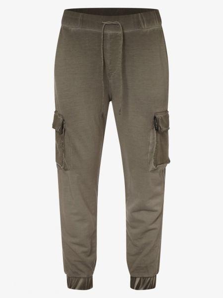 Spodnie dresowe - szare Be Edgy