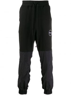 Czarne spodnie bawełniane Bmuet(te)