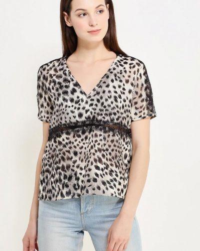 Блузка с коротким рукавом Sisley