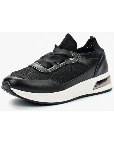 Черные кроссовки Saivvila
