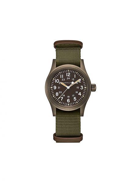 Zegarek mechaniczny - szary Hamilton Watch