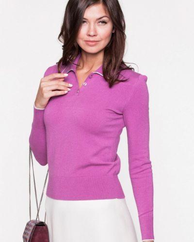 Фиолетовое поло Jacote