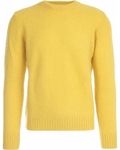 Żółta bluza dresowa Aspesi