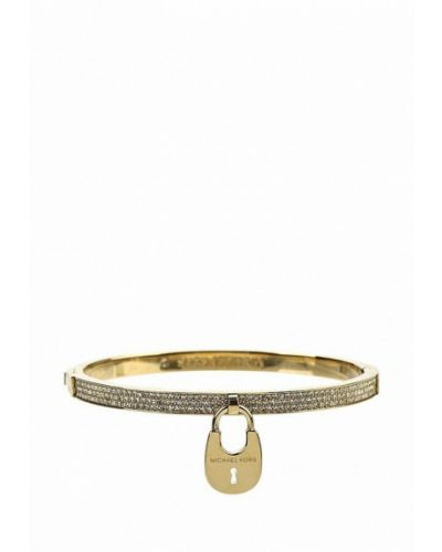 Золотой браслет с подвесками из золота Michael Kors