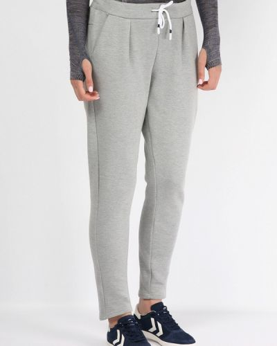 Серые спортивные брюки Hummel