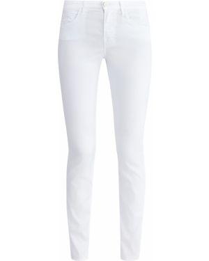 Джинсовые прямые джинсы - белые Jacob Cohen