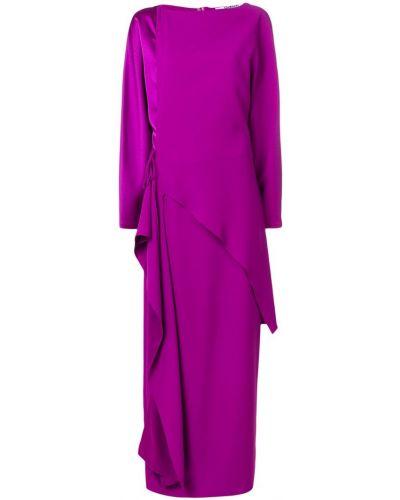 Платье - фиолетовое Chalayan