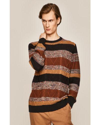 Sweter z akrylu Medicine