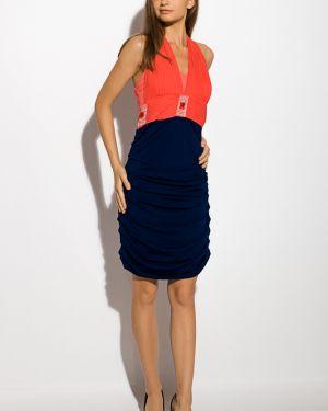 Платье с поясом на торжество Time Of Style