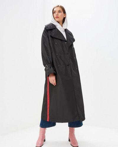 Пальто - черное Pavel Yerokin