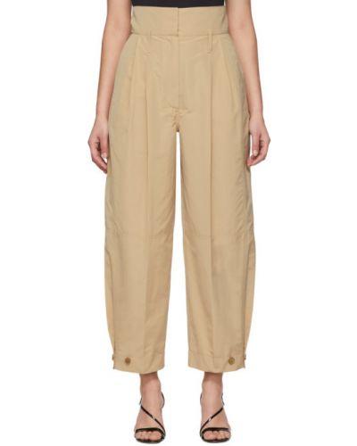 Bezpłatne cięcie spodni spodnie z kieszeniami bezpłatne cięcie Givenchy