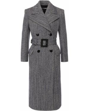 Пальто шерстяное пальто Givenchy