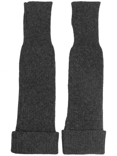 Rękawiczki bez palców materiałowe Ganni