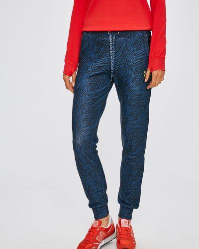 Спортивные брюки на резинке с карманами Femi Stories