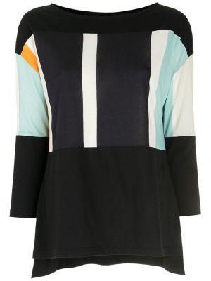 Блузка с вырезом Gloria Coelho
