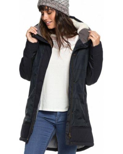 Черная куртка Roxy