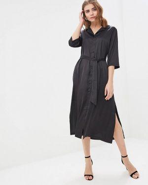 Платье платье-рубашка осеннее Imocean