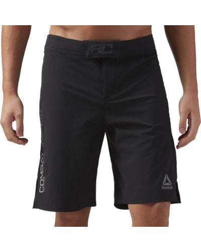 Спортивные шорты с завышенной талией эластичные Reebok