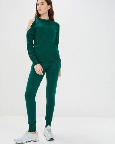 Зеленый костюм хлопковый Fresh Cotton