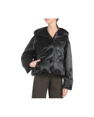 Куртка черная Mm6 Maison Margiela