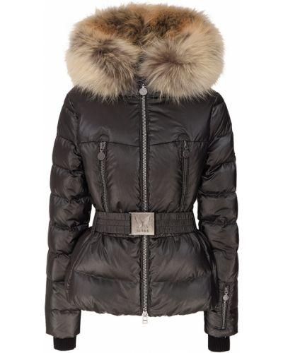 Стеганая куртка - черная Naumi