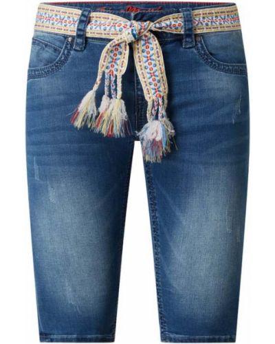 Szorty jeansowe - niebieskie Blue Monkey