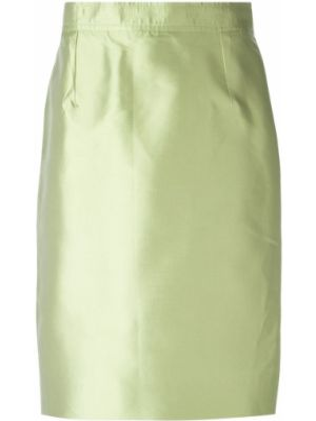 Прямая классическая юбка мини с рукавом 3/4 Christian Lacroix Pre-owned