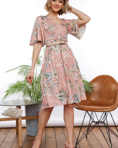 Платье с запахом Leleya