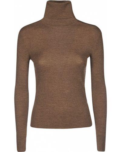 Brązowy sweter Parosh