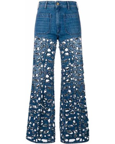 Расклешенные расклешенные джинсы The Seafarer