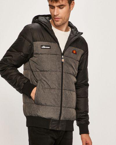 Утепленная куртка с капюшоном укороченная Ellesse