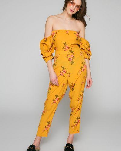 Желтый комбинезон Answear