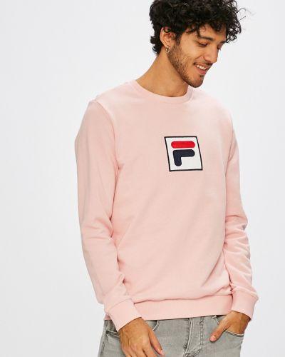 Розовая кофта Fila