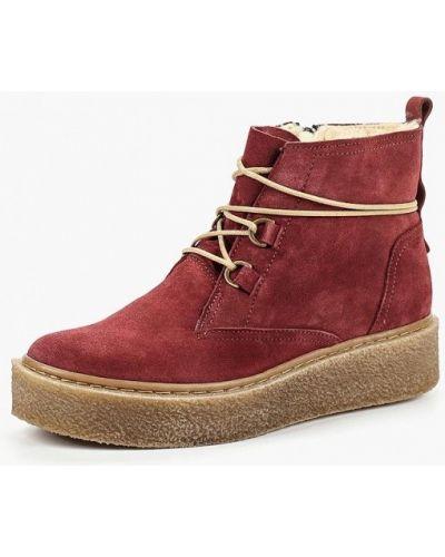 Ботинки осенние замшевые Dali