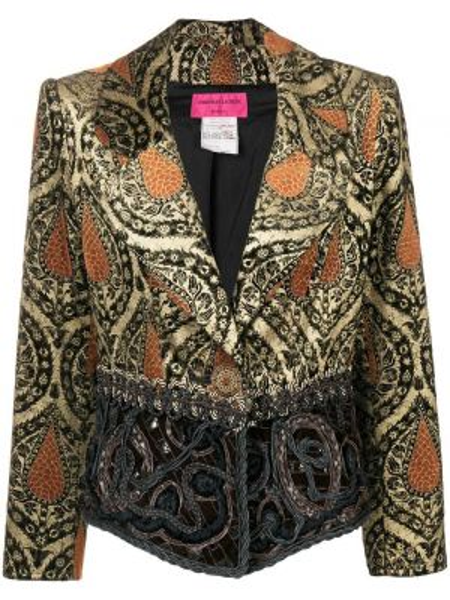 Классическая куртка Christian Lacroix Pre-owned