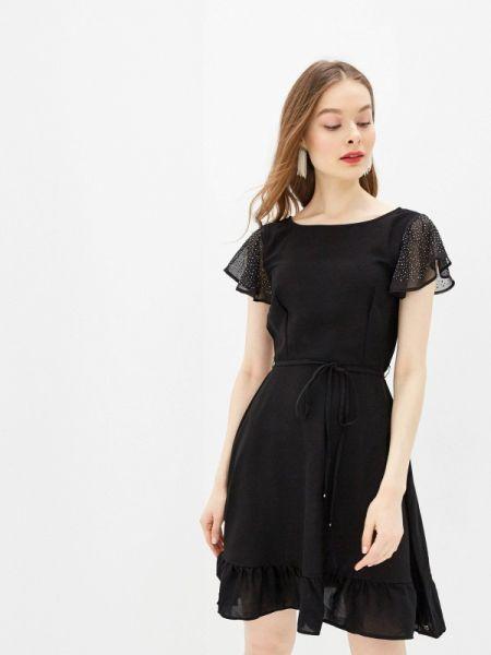 Платье осеннее прямое Top Secret