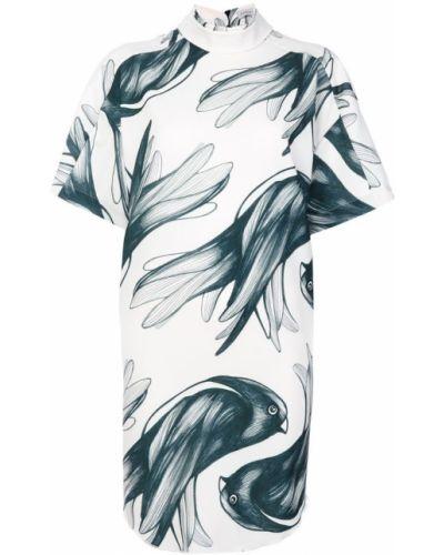 Свободное платье мини свободного кроя Ioana Ciolacu