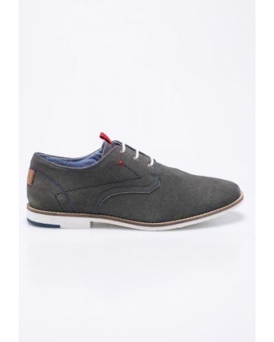 Серые туфли S.oliver
