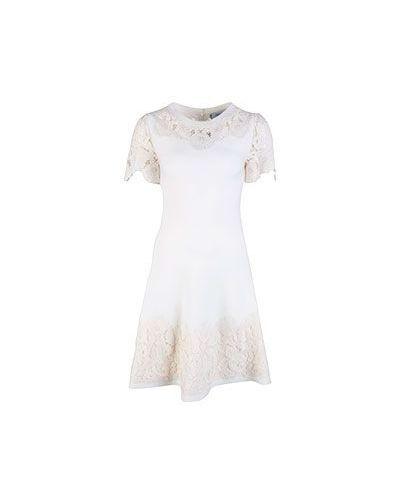 Вечернее платье зимнее шерстяное Blumarine