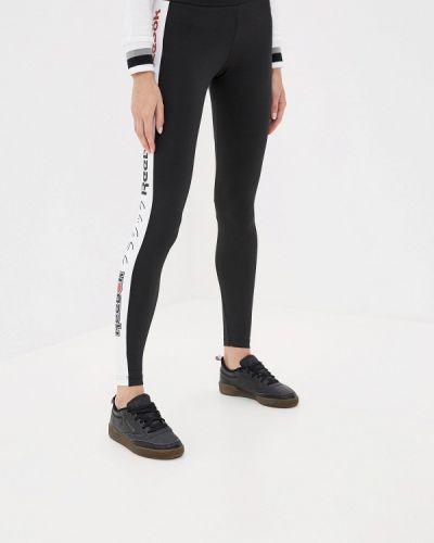 Классические брюки черные Reebok Classics