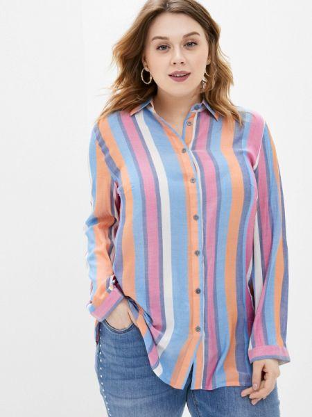 Блузка с длинным рукавом весенний Ulla Popken