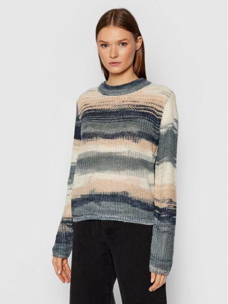 Niebieski sweter Noisy May