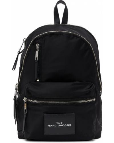 Plecak skórzany - czarny Marc Jacobs