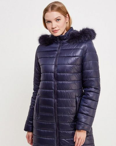 Утепленная куртка - синяя Sk-house