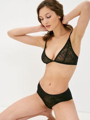 Черные трусы-шортики Calvin Klein Underwear